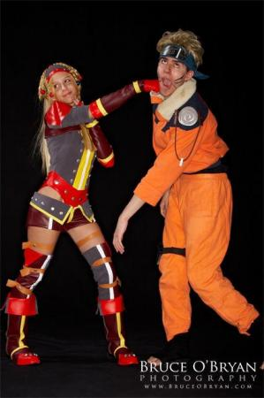 Naruto Uzumaki from Naruto worn by EMP_Maniac