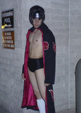 Itachi Uchiha from Naruto worn by EMP_Maniac