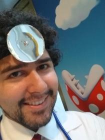 Mario from Doctor Mario worn by EMP_Maniac