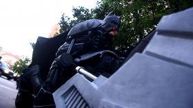 Batman from Dark Knight Rises, The  by EMP_Maniac