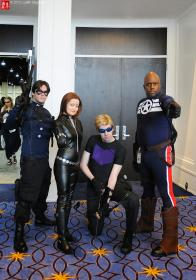 Hawkeye from Marvel Comics worn by The_AnarCHris