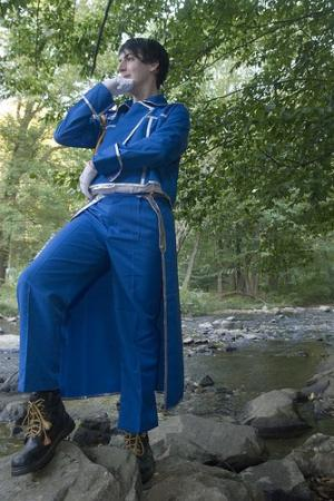 Roy Mustang from Fullmetal Alchemist worn by The_AnarCHris