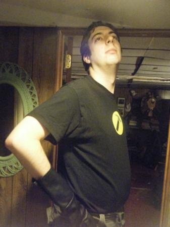 Captain Hammer from Dr. Horribles Sing Along Blog worn by The_AnarCHris