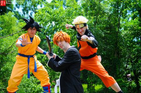 Ichigo Kurosaki from Bleach worn by The_AnarCHris