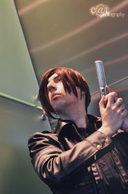 Leon S Kennedy from Resident Evil 6