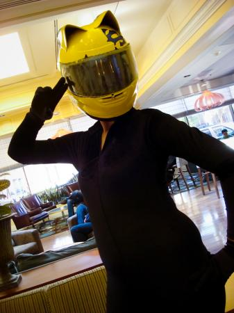 Celty Sturluson from Durarara!! worn by ninjagal6