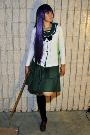 Busujima Saeko from Highschool of the Dead worn by ninjagal6