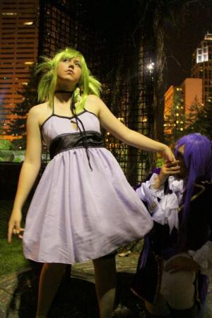 Gumi from Vocaloid 2 worn by ninjagal6