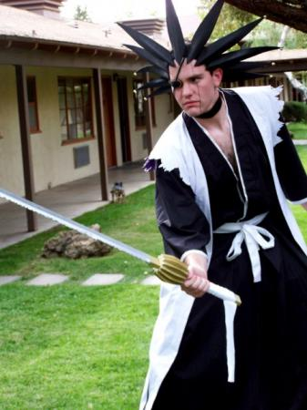 Zaraki Kenpachi from Bleach worn by StrongestShield