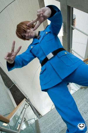 Italy (Veneziano) / Feliciano Vargas from Axis Powers Hetalia (Worn by sakusakus)