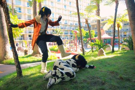 Lambo from Katekyo Hitman Reborn! (Worn by sakusakus)