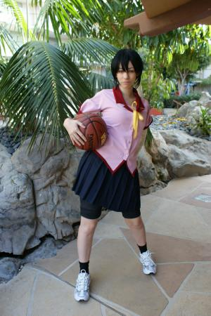 Suruga Kanbaru from Bakemonogatari (Worn by sakusakus)
