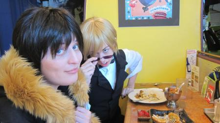 Shizuo Heiwajima from Durarara!! (Worn by sakusakus)