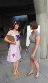 Twilight Sparkle from My Little Pony Friendship is Magic worn by yoshikochan