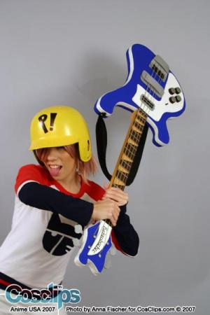Haruko Haruhara from FLCL worn by Julibean