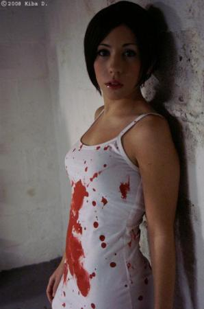 Kaede Smith from Killer7 worn by Julibean