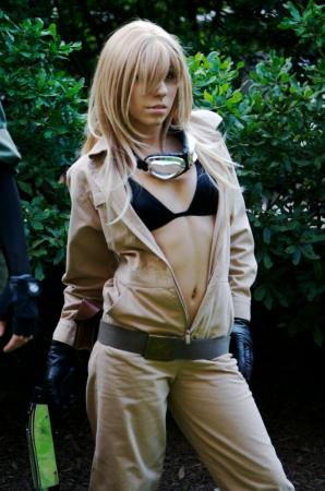 Eva from Metal Gear Solid 3: Snake Eater worn by Julibean