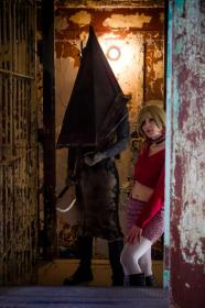 Pyramid Head from Silent Hill 2 by Creativeguy