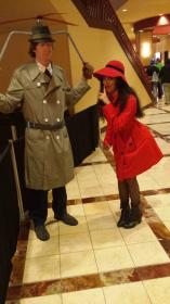 Inspector Gadget from Inspector Gadget worn by Creativeguy