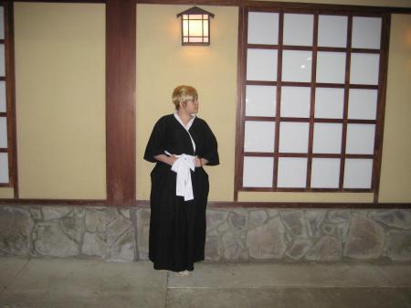 Hiyori Sarugaki from Bleach worn by Tasogare-Taichou