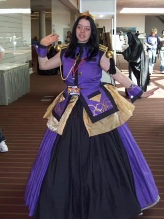 Anthy Himemiya from Revolutionary Girl Utena worn by Yuna Kymeria