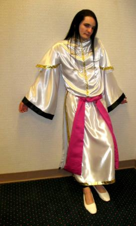 Marron Glaces from Bakuretsu Hunters worn by Shining Seiya