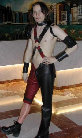 Nikki from Chrono Cross worn by Shining Seiya
