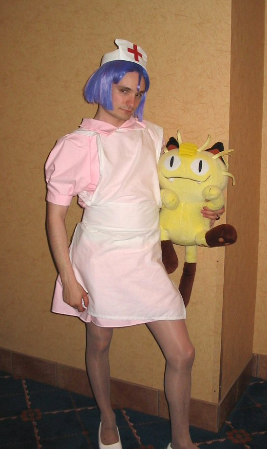 Stopped the nurse pokemon porn can any