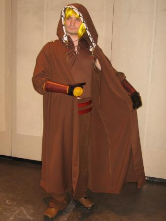 Natsu (Hermit) Tanimoto from KenIchi the Mightiest Disciple worn by Shining Seiya