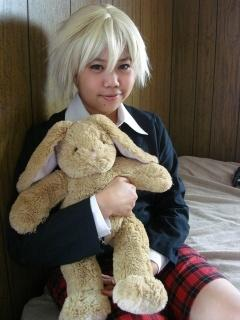 Ruka Nogi from Gakuen Alice worn by ☆Asta☆
