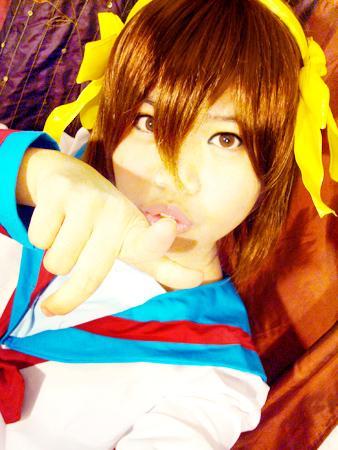 Haruhi Suzumiya from Melancholy of Haruhi Suzumiya worn by ☆Asta☆
