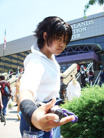 Sasuke Uchiha from Naruto worn by ☆Asta☆
