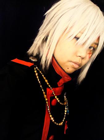Allen Walker from D. Gray-Man worn by ☆Asta☆