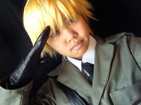 UK / England / Arthur Kirkland from Axis Powers Hetalia worn by ☆Asta☆