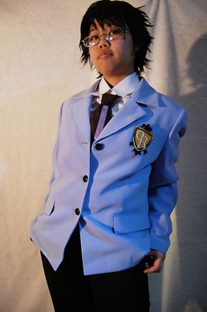 Kyoya Ootori from Ouran High School Host Club worn by ☆Asta☆