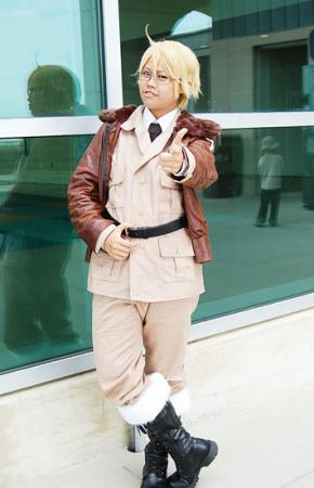 America / Alfred F. Jones from Axis Powers Hetalia worn by ☆Asta☆