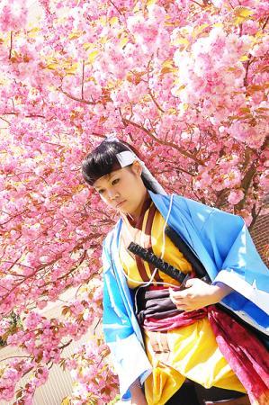 Toudou Heisuke from Hakuouki Shinsengumi Kitan