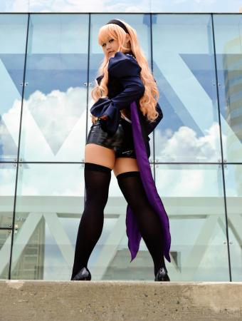 Sheryl Nome from Macross Frontier