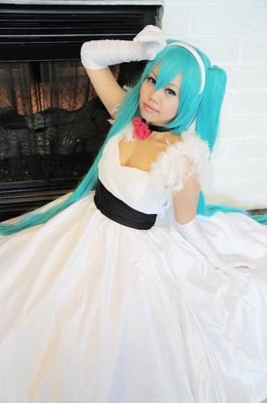 Hatsune Miku from Vocaloid 2 worn by ☆Asta☆