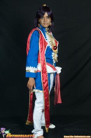 Prince Soma Asman Kadar from Black Butler