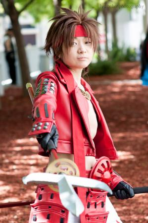 Sanada Yukimura from Sengoku Basara 3
