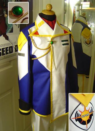 Cagalli Yula Athha from Mobile Suit Gundam Seed Destiny worn by phi