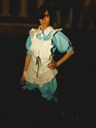 Ciel Phantomhive from Black Butler worn by Celeste Orchid