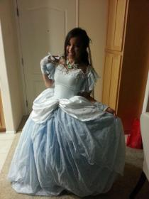 Cinderella from Cinderella worn by Celeste Orchid