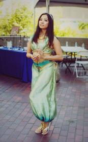 Jasmine from Aladdin worn by Celeste Orchid