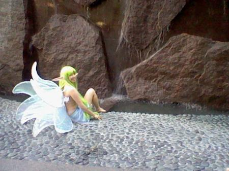 The Great Fairy from
