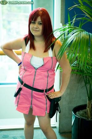 Kairi from Kingdom Hearts 2 worn by Heza
