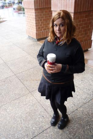 Hermione Granger from Harry Potter worn by Heza