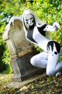 Silver Banshee from DC Comics worn by Naga zmeyuka