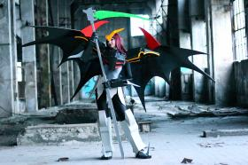Deathscythe from Mobile Suit Gundam Wing  by Naga zmeyuka